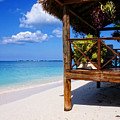 Grand Cayman Relaxing by Ryan Burton