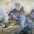 Grand Central                 by S Paul Sahm