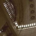 Grand Central Rosettes by Christopher Kirby