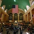 Grand Central Station by Caroline Clark