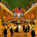 Grand Central by Svetlana Sewell