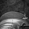 Grand Central Terminal - Arched Corridor by James Aiken