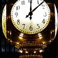 Grand Central Terminal Clock by Rob Hans