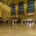 Grand Central Terminal Main Floor by Charles A LaMatto