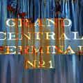 Grand Central Terminal No 1 by Karol Livote
