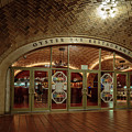Grand Central Terminal Oyster Bar by Charles A LaMatto