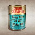 Grand Champion Motor Oil by YoPedro