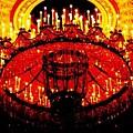 Grand Chandelier by Piety Dsilva