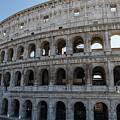 Grand Colosseum by Debbie Gracy