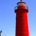 Grand Haven Light by Ann Horn