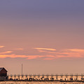 Grand Haven South Pier Lighthouse  by Art Spectrum