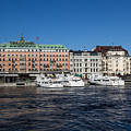 Grand Hotel Stockholm by Suzanne Luft