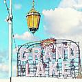 Grand Lake Merritt - Oakland, California by Melanie Alexandra Price