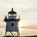 Grand Marais Lighthouse by Whitney Leigh Carlson