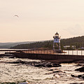 Grand Marais Shore by Whitney Leigh Carlson