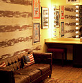 Grand Ole Opry House Backstage Dressing Room #5 In Nashville, Tennessee. by Timothy Wildey