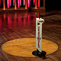 Grand Ole Opry House Stage Flooring - Nashville, Tennessee by Timothy Wildey