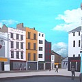 Grand Parade, Cork by Tony Gunning