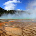Grand Prismatic Patterns by Mary Bluepony