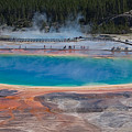 Grand Prismatic Spring by Ralf Kaiser
