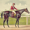 Grand Racer Kingston by Currier and Ives
