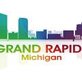 Grand Rapids Mi by Angelina Vick
