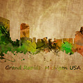 Grand Rapids  Michigan by Chris Smith