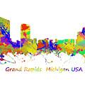 Grand Rapids  Michigan Usa by Chris Smith