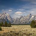 Grand Teton by Chad Davis
