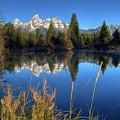 Grand Teton National Park by Brett Pelletier