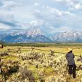 Grand Teton Photograpers by Daryl L Hunter