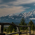 Grand Teton Signal Mountain by Clicking With Nature