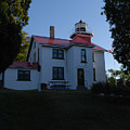Grand Traverse Light House by Grace Grogan