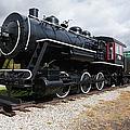 Grand Trunk Railroad - Gorham New Hampshire Usa by Erin Paul Donovan