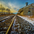 Grand Trunk Station  by Roger Monahan