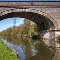 Grand Union Canal Bridge 181 by Chris Day