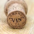 Grand vin de Champagne by Frank Tschakert