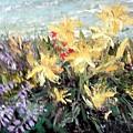 Grandma's Garden by Janet Lavida
