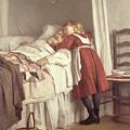 Grandfathers Little Nurse by James Hayllar