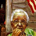 Grandma For Obama by Gary Williams