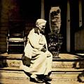 Grandma Jennie by Paul W Faust - Impressions of Light