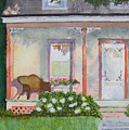 Grandma's Front Porch by Ally Benbrook