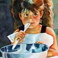Grandma's Helper by Gail Zavala