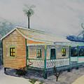 Grandma's House  by Jerome Wilson