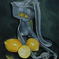 Grandma's Lemons by Torrie Smiley