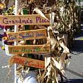 Grandma's Place Get Spoiled Here by Kent Lorentzen