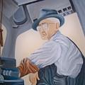 Grandpa Albee by Tammera Malicki-Wong