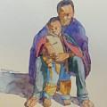 Grandpa by Aurelia Sieberhagen