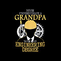 Grandpa Engineer by Thucidol