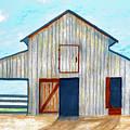 Grandpa's Barn by D Hackett